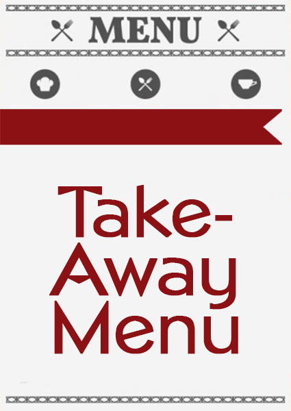 Menu Take Away